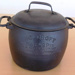Cast Iron Cooking Pot; Thomas Holcroft & Sons; c 1935; M1705