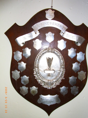 Molong Businessmen's Shield ; c 1955; M1721