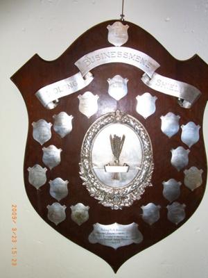 Molong Businessmen's Shield ; c 1955; M1721
