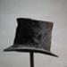 Edmund Blacket's Top Hat; G H Smith & Sons; c 1860; E2015.4