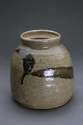 Storage Pot; Brickell, Barry 1935-2016; Unknown; DCR-2018-105