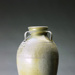 Tall salt-glaze storage jar with decorated shoulders and three handles; George Sempagala; Second visit; DCR-2016-127