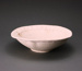 Bowl with flanged decorated rim; Barry Brickell 1935-2016; Uknown, but likely to be c. 2005-2015; DCR-2017-97