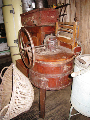 Woodrow Washing Machine