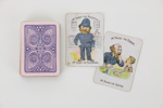 Happy Families card game; 01557.1-.48