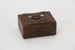 Maori style carved box; Disabled Servicemens Products; circa 1930s; 02011