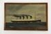 Aquitania ship painting; Adair; mid 1900's; 05037