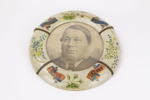 """God Bless Our Home"" framed portrait; 00484"