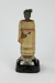 Hone Heke musical figurine Bourbon Whisky bottle; James B. Beam Distilling Co.; 00965.1-.3