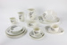 Vintage 32-piece dinnerware set; Crown Lynn Potteries Ltd; 00166.1-.32
