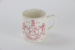 1950 Empire Games souvenir mug; Doris Bird; Ernest (Ernie) Shufflebotham; Crown Lynn Potteries Ltd; David Jenkins; 1950; 00177