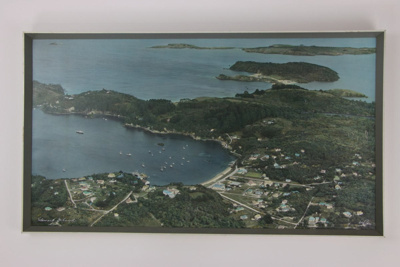 Stewart Island photographic print; Whites Aviation Ltd; 00319