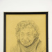 Maori woman sketch; Corbett and Horne Ltd; Bernard Wilfred Chantler; 1968; 05045