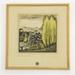 Golden Poplars - Queenstown print; Stewart Maclennan; mid 1900's; 05048
