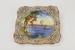'Maoriland' souvenir plate; Grimwades Ltd; 01216