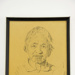 Maori woman sketch; Corbett and Horne Ltd; Bernard Wilfred Chantler; 1968; 05050