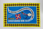 1974 Commonwealth Games souvenir tea towel; Independent Grocers Alliance NZ Ltd; circa 1974; 01521
