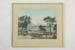 Routeburn Valley framed photographic print; Whites Aviation Ltd; circa 1955; 04904
