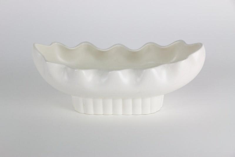 Trough Vase Ernest Ernie Shufflebotham Crown Lynn Potteries Ltd