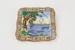 'Maoriland' souvenir plate; Grimwades Ltd; 01215