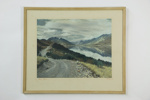 Ohau Road framed photographic print; Whites Aviation Ltd; 1953; 04899