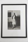 Angela Maynard' photographic print; Gillian Chaplin; 1975; 05101