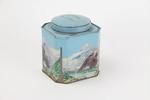 Bushells tea tin; Bushells Ltd; 00445