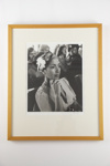 Hannah Jackson, Southern African conference photographic portrait; Ans Westra; 1972; 05092
