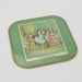Sleeping Beauty imaged teapot stand; 02306