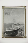 New Zealand Shipping Co. photographic advertisement; 1933; 05044