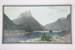 Mitre Peak photographic print; Whites Aviation Ltd; 05000