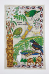 Souvenir New Zealand tea towel; 00696