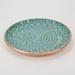 Mosaic plate; John Crichton; 1950s; 02304