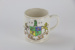 1950 Empire Games souvenir mug; David Jenkins; Crown Lynn Potteries Ltd; Doris Bird; Ernest (Ernie) Shufflebotham; 1950; 00176