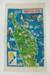 Northland souvenir tea towel; Bob Darroch; 01869