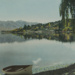 Lake Wanaka photographic print; Whites Aviation Ltd; 1960s; 05073