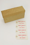 Market produce tags; Turners & Growers Ltd.; 02287