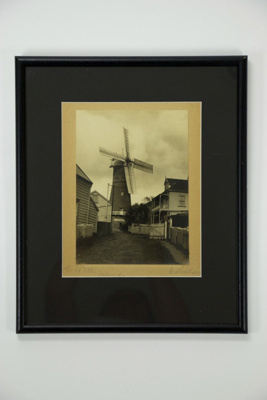 The Old Mill, Auckland photographic print; 01090