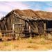 Photograph - Hut near Quom, Flinders Ranges, March 2001; Klaus Hueneke; Klaus Hueneke; March 2001; AP 000001