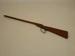 Wooden gun; SLNM.1965.03.01D
