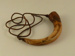 Charm; necklace; SLNM.1973.02.03
