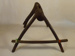 Wooden stool; SLNM.1966.15.05