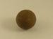 Cannonball; SLNM.1964.33.03