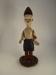 Herbalist - Wooden Figure; SLNM.1964.84.01