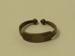aluminium bracelet; SLNM.1965.33.06