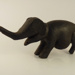 Carving; elephant; Beah Konnie; SLNM.1964.04.01