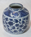 Ming Dynasty vase; JR00238