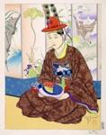 Le Marie. Seoul, Coree; Paul Jacoulet; 1950; JR00159.62