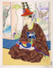 Le Marie. Seoul, Coree; Paul Jacoulet; 1950; JR00159.62