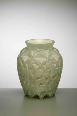 Chamois (Fawn)(Green); Rene Lalique; JR00089.1